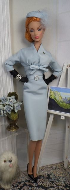 Dreamscape for Silkstone Barbie and Victoire by MatisseFashions