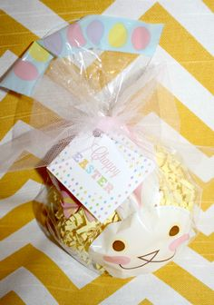 Chappy Easter gift tags!