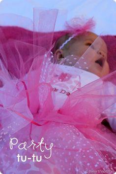 Pretty in Pink {Tu-Tu Tutorial}