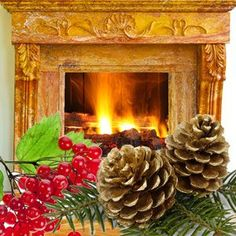 Fireplace Fragrance Oil