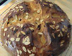 Czech Easter Bread