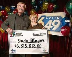Psychic helps woman win $6.8M lottery