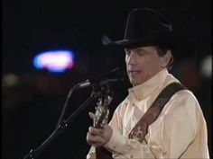 George Strait - Amarillo By Morning