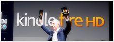 Amazon da a conocer las nuevas versiones de sus lectores electrónicos para mantenerse en la batalla con los mejores e-readers