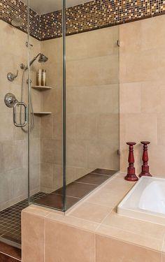 Hometalk: Master bathroom remodel