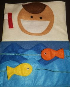 DIY Quiet Book Kit by ItsPersonalPrints on Etsy, $18.00