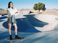 BABYGHOST's Winter GIF Lookbook | VICE Canada #VICE #FASHION #SKATE