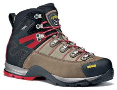 Time to upgrade from the 12 year old all leathers....Asolo Fugitive GTX Hiking Boots