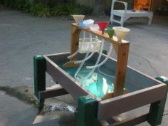 water table, water play