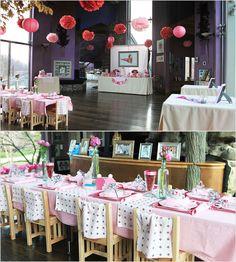 girl tea party