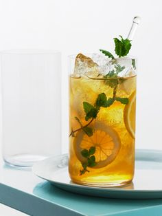 Recipes from The Nest - GREY GOOSE® Le Citron Summer's Peak