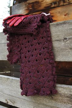Ravelry: Katiefoolery's The Replacement Scarf