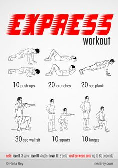 fit workout, bodi, fitness workouts, noequip workout, no equipment workouts, express workout, 46 workout, exercis, health