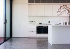 Plain White kitchen   Selected   Carr Design Group