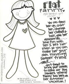 Flat Fanny
