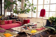 Share Design_Isabel Marant & Jerome Dreyfuss Paris Apartment 04