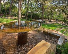 Interesting Garden water features