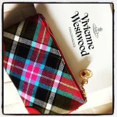 Vivienne Westwood gift with purchase from Escentual.com. Me likee !!