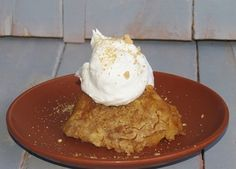 If you love great fall flavors, this is the slow cooker cobbler recipe for you. This Apple Cider Pumpkin Cobbler is so easy to make and combines two quintessential fall flavors you love.