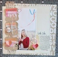 A Project by Wilna from our Scrapbooking Gallery originally submitted 01/30/12 at 09:36 AM