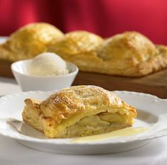 Cruise line recipes:  Apple Parcels Recipe Royal Caribbean Cruise Line