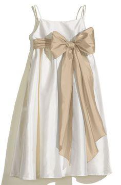 Juliet's Flower Girl Dress