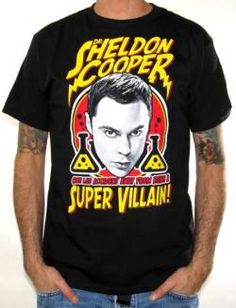 A fun t-shirt for us Big Bang fans