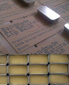 Honeymade Lip Balm - DIY Gift World