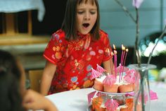 Japanese Birthday Party
