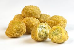 These cheesy, baked broccoli bites are so tasty, and great for parties. It's low in fat and great in taste. How to make broccoli bites? Here are 10 steps. Follow me step by step.