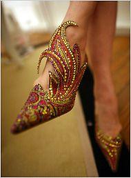 Llorraine Neithardt Shoe Design