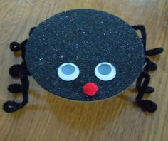 Halloween craft ideas how to make a spider