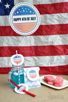 4th of July Printabl