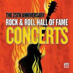 The 25th Anniversary Rock & Roll Hall Of Fame Concerts (4CD) $38.35