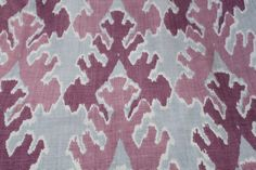 I need this fabric for drapes in my living room to brighten up the monochromatic feel - Bengal Bazaar by Kelly