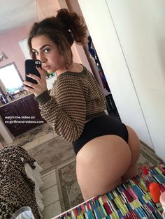 #ass #booty #whooty #pawg #curvy #thick  Sexy selfie