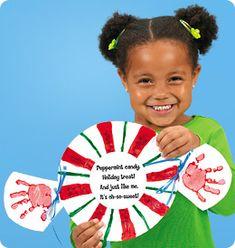 christmas crafts, candi handprint, plates, candy crafts, peppermint candi, plate crafts, candies, handprint plate, teacher