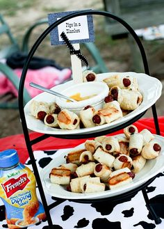 Pigs in a Blanket. Good snack for kids at VBS