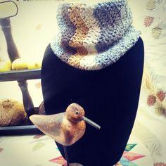 carpenterclaudia #crochet cowl
