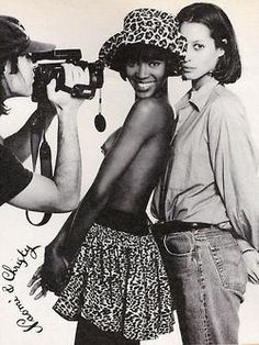 80s90s supermdel, model behaviour, 1980s model