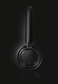 Philips Fidelio on-ear headphones