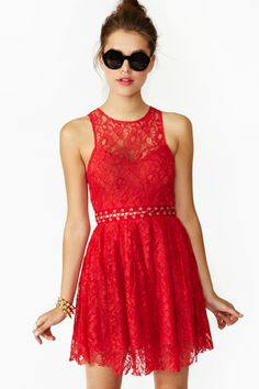 Love Me Do lace dress