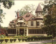 kuser mansion, tower