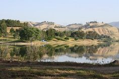 Castaic Afterbay Lagoon