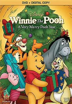Winnie the Pooh : A Very Merry Pooh Year