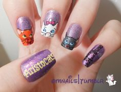The Aristocats Nails