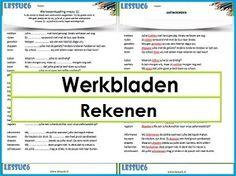 Lessuc6.nl - Werkbladen