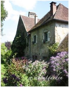 French house from the 18th century!