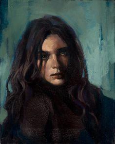 Katherine Fraser (oil on canvas)