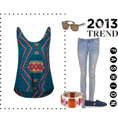 Utiliza detalles con print tribal y súmate a la tendencia del 2013.  1.-Lentes de sol BD  http://fashion.linio.com.mx/a/lentesbd